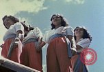 Image of Victory over Japan day Honolulu Hawaii USA, 1945, second 21 stock footage video 65675051647