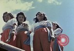 Image of Victory over Japan day Honolulu Hawaii USA, 1945, second 23 stock footage video 65675051647