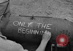 Image of B-29 Super Fortress Saipan Marianas Islands, 1944, second 37 stock footage video 65675051689
