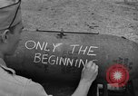 Image of B-29 Super Fortress Saipan Marianas Islands, 1944, second 38 stock footage video 65675051689