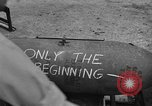 Image of B-29 Super Fortress Saipan Marianas Islands, 1944, second 40 stock footage video 65675051689