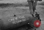 Image of B-29 Super Fortress Saipan Marianas Islands, 1944, second 42 stock footage video 65675051689