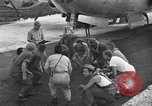 Image of B-29 Super Fortress Saipan Marianas Islands, 1945, second 7 stock footage video 65675051693