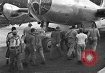 Image of B-29 Super Fortress Saipan Marianas Islands, 1945, second 10 stock footage video 65675051693