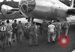 Image of B-29 Super Fortress Saipan Marianas Islands, 1945, second 11 stock footage video 65675051693