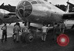 Image of B-29 Super Fortress Saipan Marianas Islands, 1945, second 13 stock footage video 65675051693