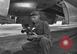 Image of B-29 Super Fortress Saipan Marianas Islands, 1945, second 35 stock footage video 65675051693
