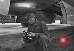 Image of B-29 Super Fortress Saipan Marianas Islands, 1945, second 36 stock footage video 65675051693