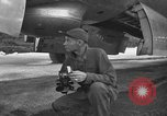 Image of B-29 Super Fortress Saipan Marianas Islands, 1945, second 37 stock footage video 65675051693