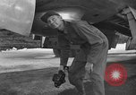 Image of B-29 Super Fortress Saipan Marianas Islands, 1945, second 38 stock footage video 65675051693