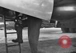Image of B-29 Super Fortress Saipan Marianas Islands, 1945, second 40 stock footage video 65675051693