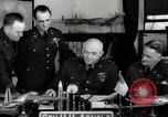 Image of United States Army Air Force officials Washington DC USA, 1942, second 28 stock footage video 65675051701