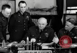 Image of United States Army Air Force officials Washington DC USA, 1942, second 32 stock footage video 65675051701