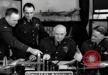 Image of United States Army Air Force officials Washington DC USA, 1942, second 36 stock footage video 65675051701