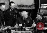 Image of United States Army Air Force officials Washington DC USA, 1942, second 38 stock footage video 65675051701