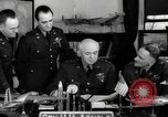 Image of United States Army Air Force officials Washington DC USA, 1942, second 39 stock footage video 65675051701