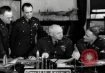 Image of United States Army Air Force officials Washington DC USA, 1942, second 40 stock footage video 65675051701