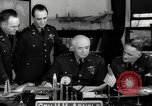 Image of United States Army Air Force officials Washington DC USA, 1942, second 42 stock footage video 65675051701