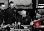 Image of United States Army Air Force officials Washington DC USA, 1942, second 46 stock footage video 65675051701
