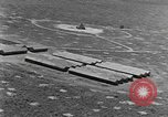 Image of Tests of incendiary bombs against wooden structures Florida United States USA, 1945, second 13 stock footage video 65675051711