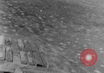 Image of Tests of incendiary bombs against wooden structures Florida United States USA, 1945, second 35 stock footage video 65675051711