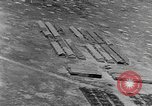 Image of Tests of incendiary bombs against wooden structures Florida United States USA, 1945, second 37 stock footage video 65675051711