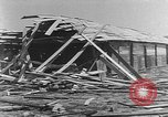 Image of Tests of incendiary bombs against wooden structures Florida United States USA, 1945, second 39 stock footage video 65675051711