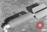 Image of Optimum mix of incendiary and frag bombs Florida United States USA, 1945, second 3 stock footage video 65675051713