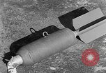 Image of Optimum mix of incendiary and frag bombs Florida United States USA, 1945, second 4 stock footage video 65675051713