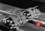 Image of Optimum mix of incendiary and frag bombs Florida United States USA, 1945, second 33 stock footage video 65675051713