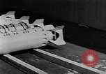Image of Optimum mix of incendiary and frag bombs Florida United States USA, 1945, second 36 stock footage video 65675051713