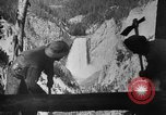 Image of CCC Yellowstone Wyoming USA, 1935, second 17 stock footage video 65675051744
