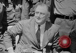 Image of President Franklin D Roosevelt United States USA, 1935, second 16 stock footage video 65675051745
