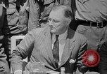 Image of President Franklin D Roosevelt United States USA, 1935, second 21 stock footage video 65675051745