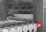 Image of Steel workers silhouetted against fog United States USA, 1943, second 57 stock footage video 65675051747