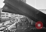 Image of Henry Kaiser demonstrates prefabricated ship assembly United States USA, 1942, second 19 stock footage video 65675051748