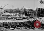Image of Henry Kaiser demonstrates prefabricated ship assembly United States USA, 1942, second 39 stock footage video 65675051748