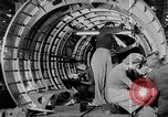 Image of Henry Kaiser demonstrates prefabricated ship assembly United States USA, 1942, second 50 stock footage video 65675051748