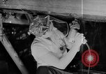 Image of Henry Kaiser demonstrates prefabricated ship assembly United States USA, 1942, second 51 stock footage video 65675051748