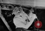 Image of Henry Kaiser demonstrates prefabricated ship assembly United States USA, 1942, second 52 stock footage video 65675051748