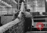 Image of Henry Kaiser demonstrates prefabricated ship assembly United States USA, 1942, second 57 stock footage video 65675051748