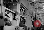 Image of Henry Kaiser demonstrates prefabricated ship assembly United States USA, 1942, second 59 stock footage video 65675051748