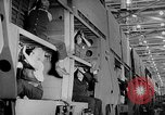 Image of Henry Kaiser demonstrates prefabricated ship assembly United States USA, 1942, second 60 stock footage video 65675051748