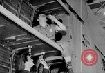 Image of Henry Kaiser demonstrates prefabricated ship assembly United States USA, 1942, second 61 stock footage video 65675051748