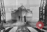 Image of USS Iowa launched in August 1942 New York City USA, 1942, second 29 stock footage video 65675051750