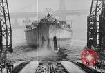 Image of USS Iowa launched in August 1942 New York City USA, 1942, second 31 stock footage video 65675051750