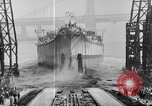Image of USS Iowa launched in August 1942 New York City USA, 1942, second 32 stock footage video 65675051750