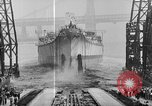 Image of USS Iowa launched in August 1942 New York City USA, 1942, second 33 stock footage video 65675051750