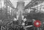 Image of USS Iowa launched in August 1942 New York City USA, 1942, second 41 stock footage video 65675051750
