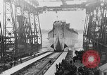 Image of USS Iowa launched in August 1942 New York City USA, 1942, second 48 stock footage video 65675051750